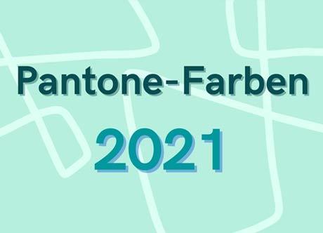 """Ultimate Gray"" und ""Illuminating"" sind neue Pantone-Farben 2021"
