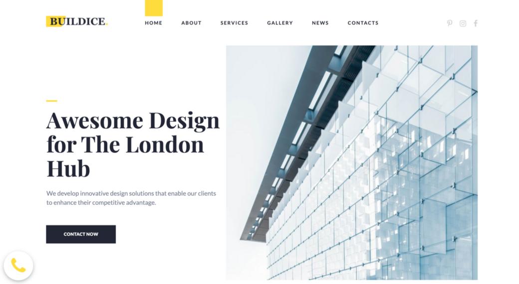 the best website builder examples