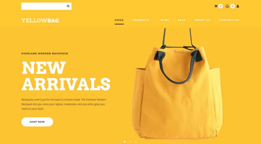 trendy online store