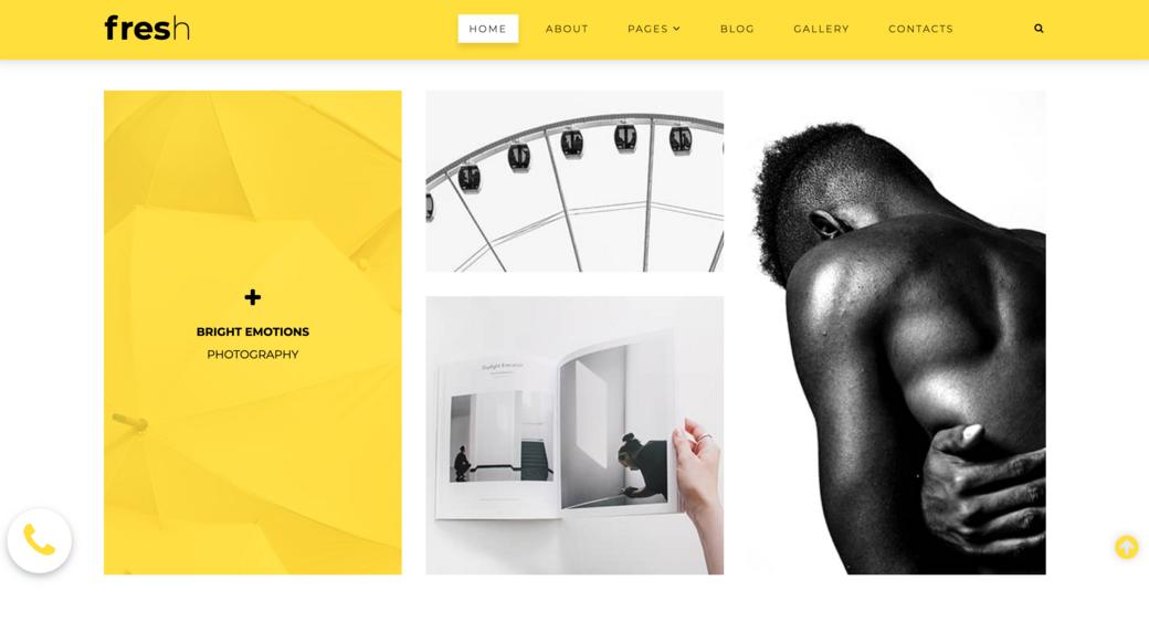 vivid pantone colors in web design