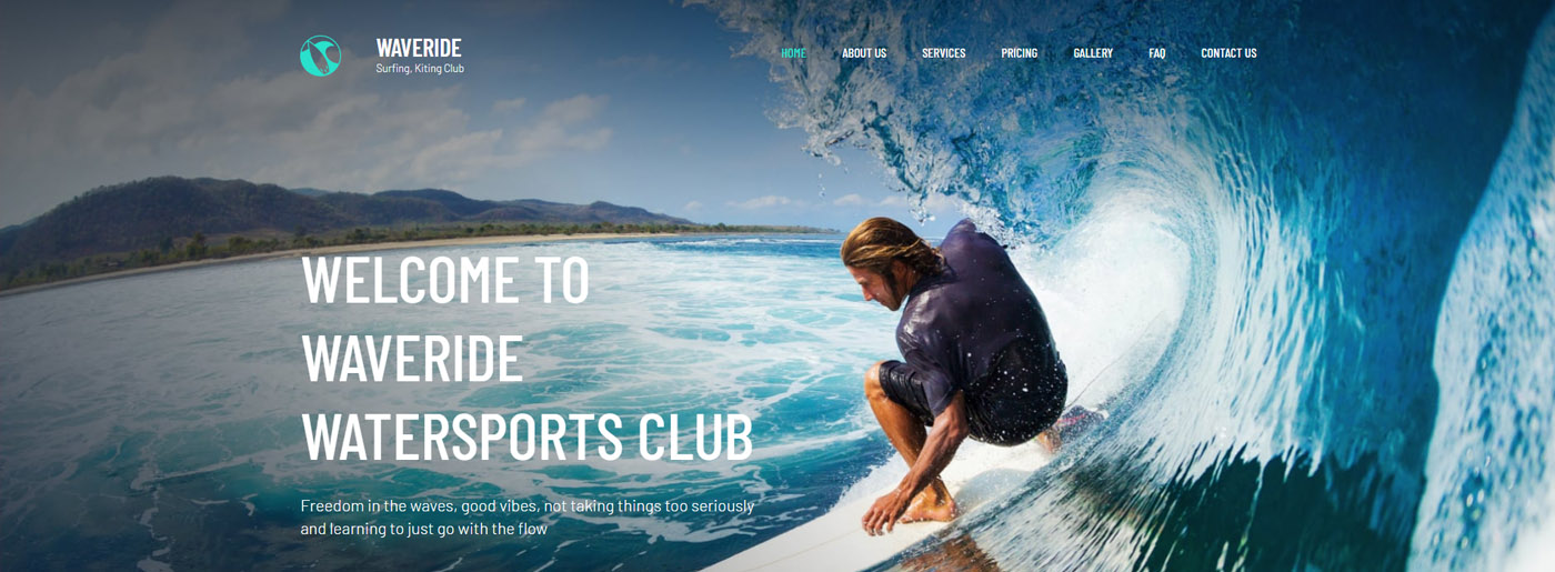 Use MotoCMS - Sport and Entertainment
