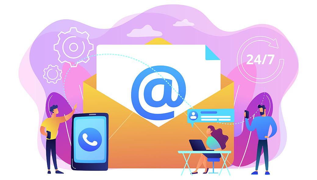 email marketing program
