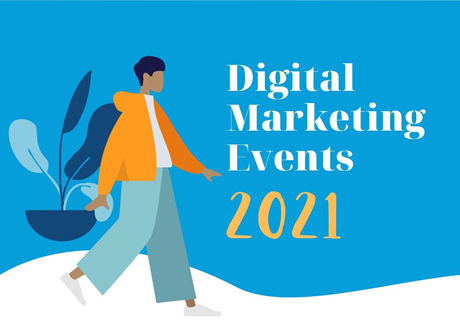 Digital Marketing Events 2021, die du nicht verpassen solltest