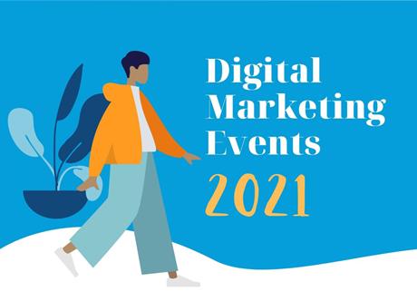 Digital Marketing Events 2021, die du nicht verpassen solltest