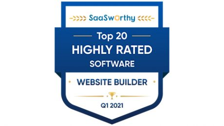 MotoCMS Recognized as the Highly Rated Website Builder 2021