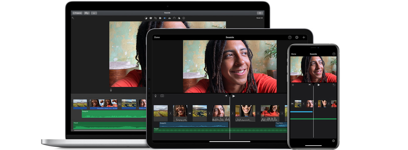 iMovie Awesome Editing