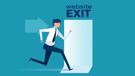 Deine Website: Absprungrate reduzieren, Engagement steigern