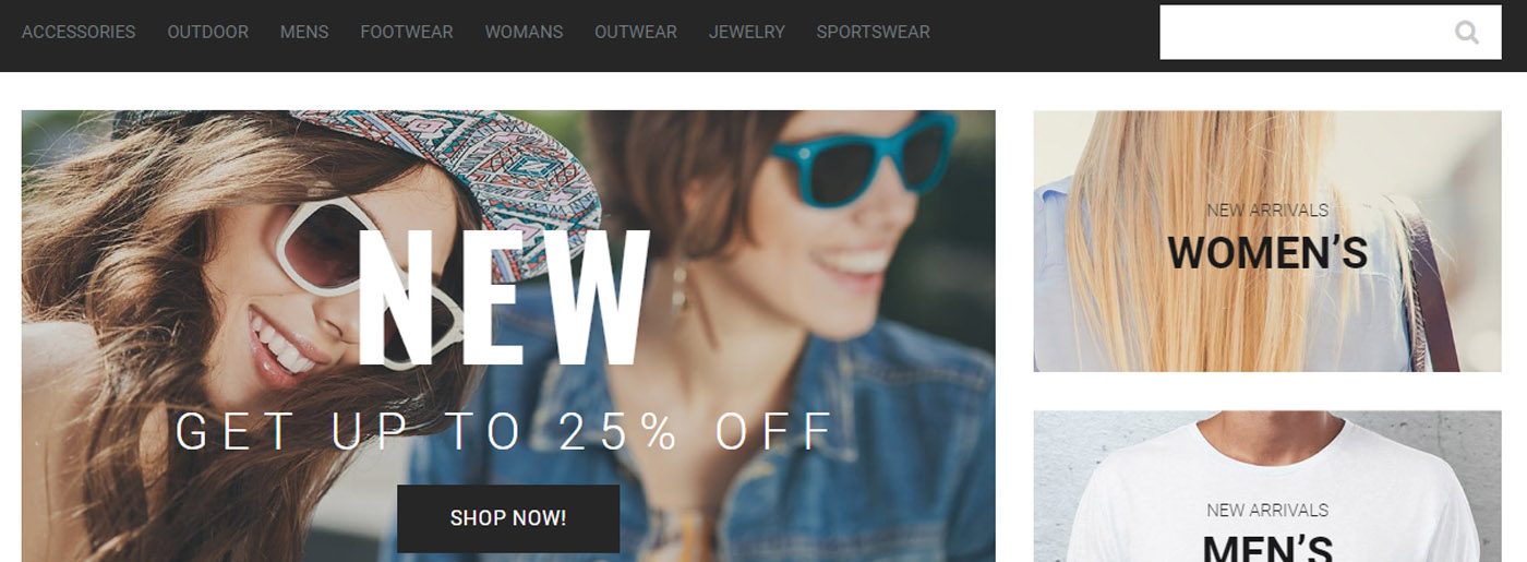 Blog with Advanced eCommerce Functionality