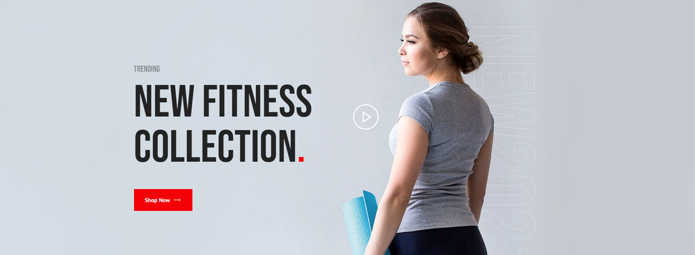 Fitness Clothing Store