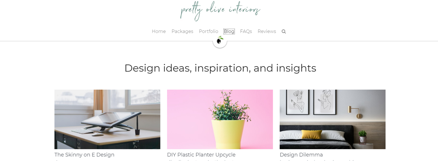 Strikingly One-Page Websites