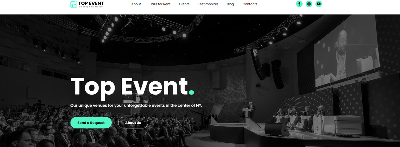 Top Event Template