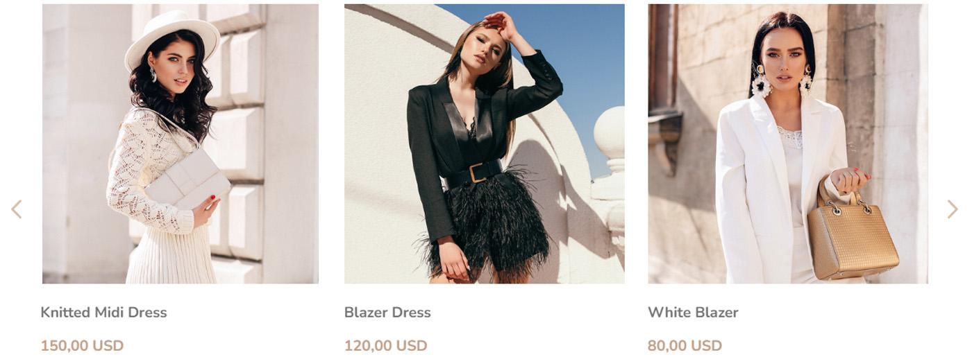 Retail Marketing Strategies for Fashion Website Design