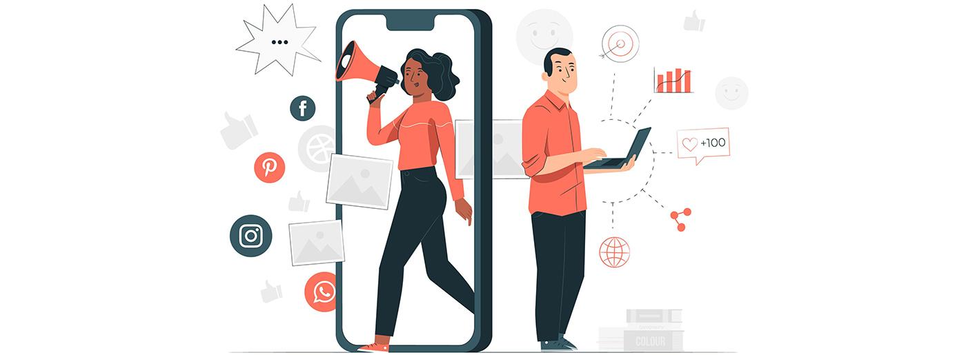 How to Increase Traffic on Website via Social Media