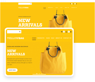 YELLOWBAG template