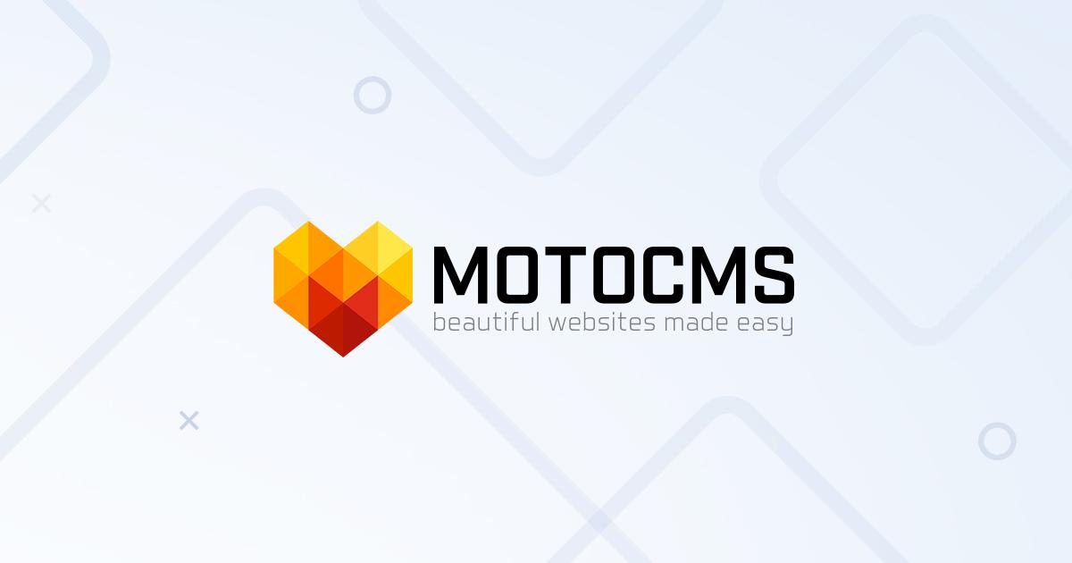 Шаблон сайт для технической поддержки